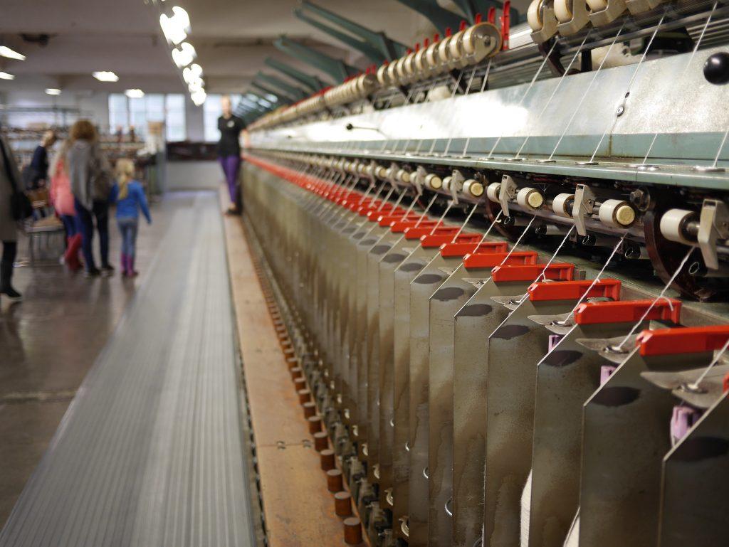 Sjølingstad uldvarefabrik Foto H.Sørvig©Visit Sørlandet