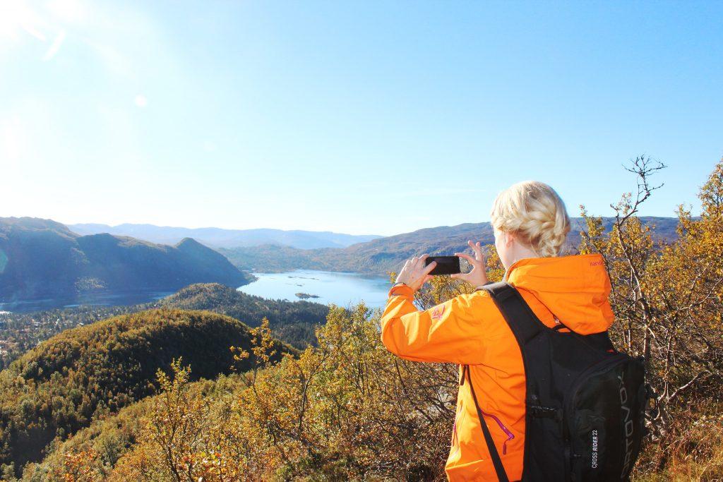 Gå fjelltur i Setesdal og på Hovden. Foto Elisabeth Høibo©Visit Sørlandet