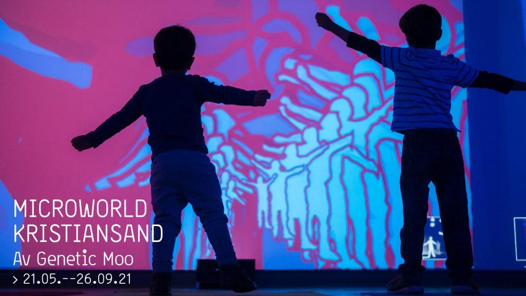 Sørlandets kunstmuseum 2021 MICROWORLD