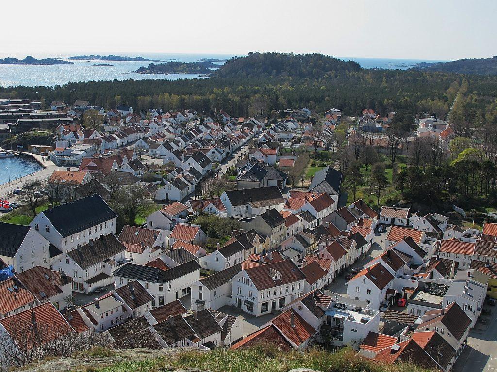 Mandal Norges sydligste by Foto H.Sørvig@VisitSørlandet