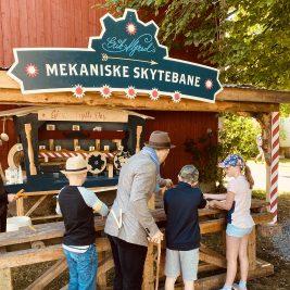 Erik Alfreds oppfinnerpark i Lyngdal