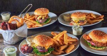 Fristende burgere på Harveys Foto: Harveys
